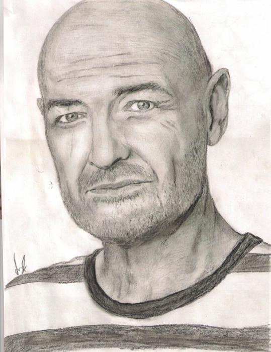 Terry O'Quinn by sevcat